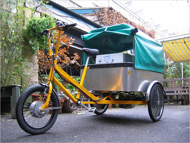 Cycles Maximus Trike